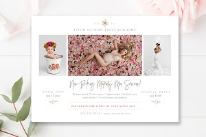 Photography Mini Session Template