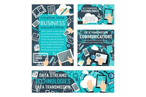 Data streams technologies posters