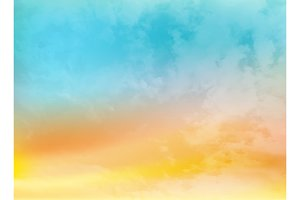 Abstract color summer background