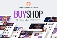 BuyShop - Premium Magento theme by  in Magento