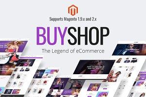 BuyShop - Premium Magento theme
