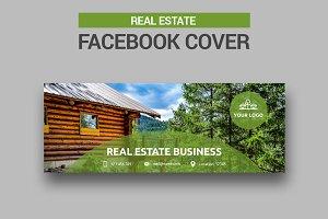 Real Estate - Facebook Cover
