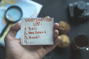 travel vacation concept with travel