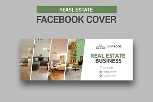 Real Estate - Facebook Cover