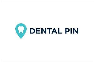 Dental Pin Logo