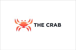 The Crab Logo