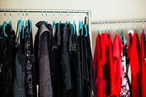 Wardrobe in own style