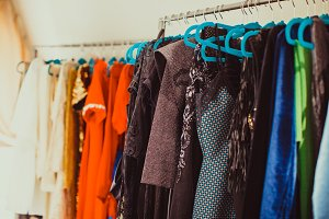 Fashionable clothes for sale