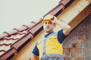 Owner of construction business