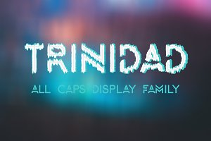 TRINIDAD all caps
