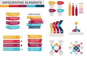 72 Infographic Elements