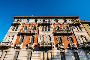 Milanese Architecture, Italy