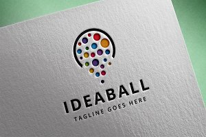 Idea Ball Logo