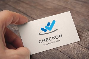 Checkon Logo