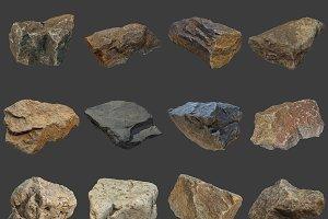 Stones Pack Volume 1