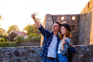 Selfie for lovers