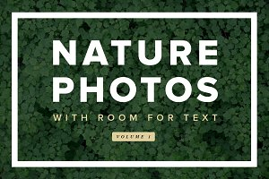 Nature Photos With Room For Text V.1