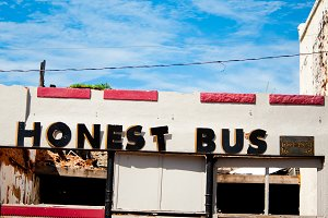 HONEST BUS :  GET ON IT!