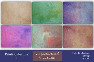 Paintings texture II