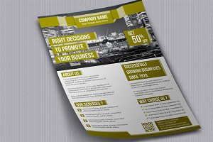 Corporate Flyer Template 101100