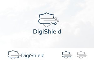 Digi Shield Security Computer Data