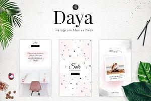 Daya - Instagram Stories Collection