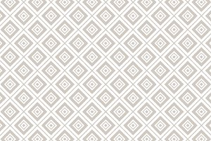 Gray and white geo seamless pattern