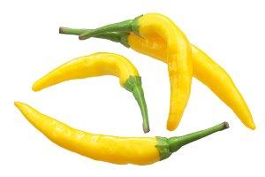 Macska sarga peppers
