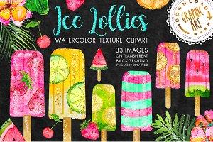 Ice Lollies