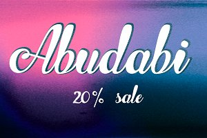 Abudabi SALE