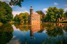 Castle Bouvigne in Netherlands by  in Architecture