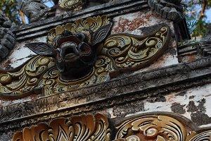 Bali Temple Gods
