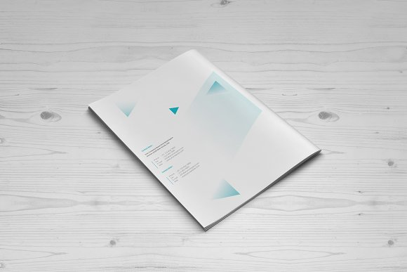 Business Brochure: 16 Pages in Brochure Templates - product preview 8