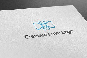 Creative Love Logo