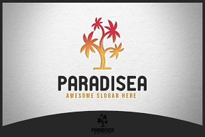 Paradisea Logo