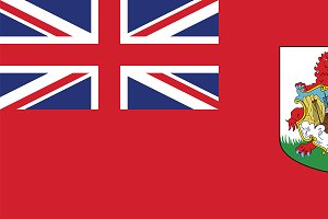 Vector of Bermuda flag.