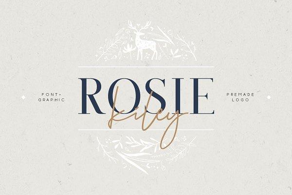 Script Fonts: vuuuds - Rosie Kiley
