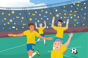 Euforia Soccer championship