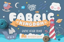 Fabric Kingdom Illustrator Edition by  in Layer Styles