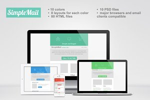 SimpleMail Email Newsletter