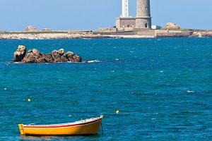 Phare de l'Ile Vierge - Lighthouse i