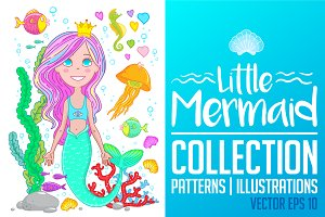 Little Mermaid collection!