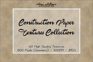 Construction Paper Textures
