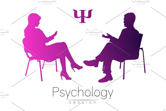 The psychologist and the client in Objects