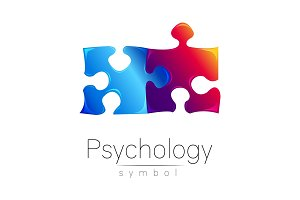 Modern Psi sign of Psychology