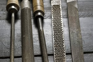 Set of rasp hand file tools