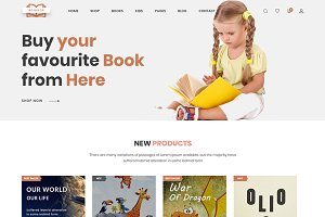 Boighor – Books Library eCommerce