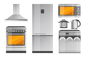 Electric Appliance and Modern
