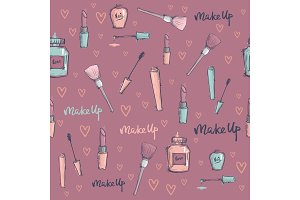 Fashion cosmetics accessories