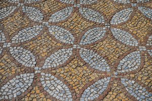 Antique Mosaic Floor from Chersonese